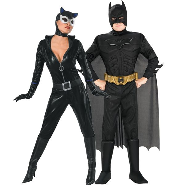 Batman And Catwoman Halloween Costumes.25 Best Couples Costumes For Halloween Wedding Theme Halloween