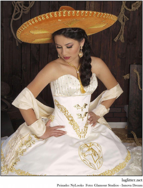 Mexicanos Para Tipicos Vestidos Xv Anos