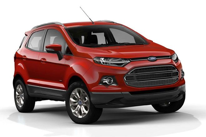 New Ecosport Powers Ford India To Best Ever Sales Ford India