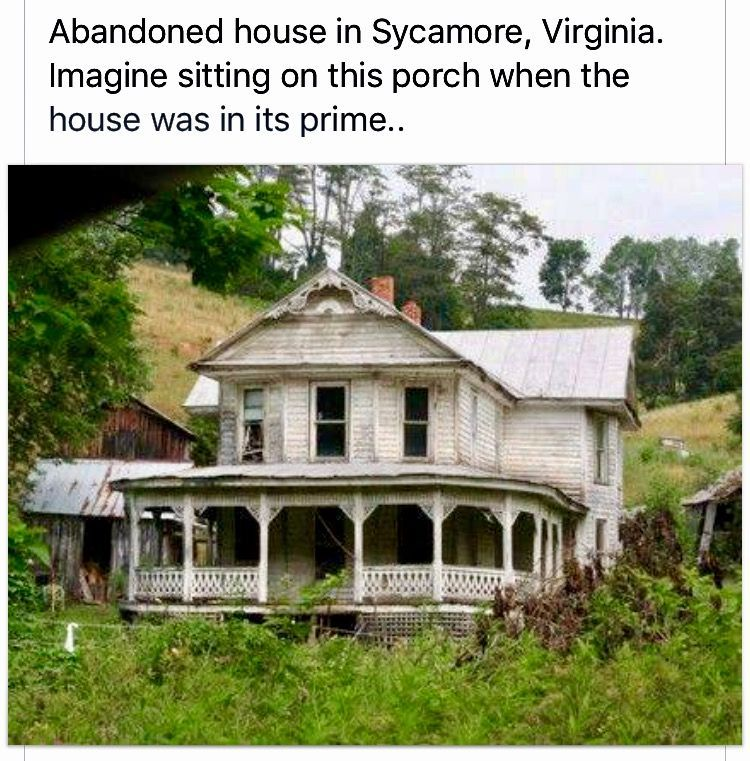 Abandoned Houses, House, House