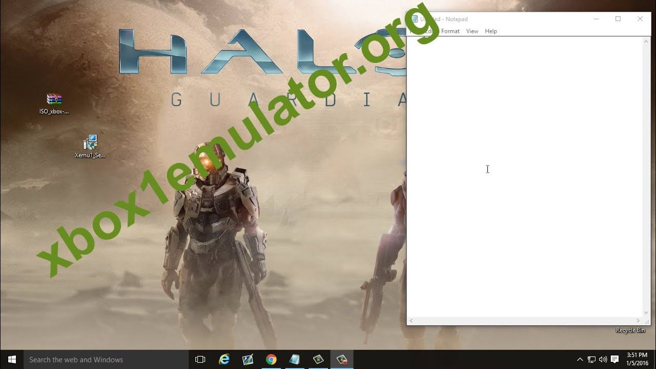 Xbox One Emulator - Play Halo 5 on PC | Xbox one Emulator
