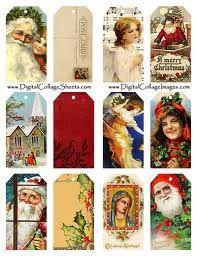 free christmas tags - Google Search