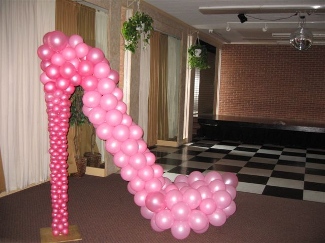 787db0b046434 High Heel Shoe Centerpieces | Baltimore's Best Events » Diva ...
