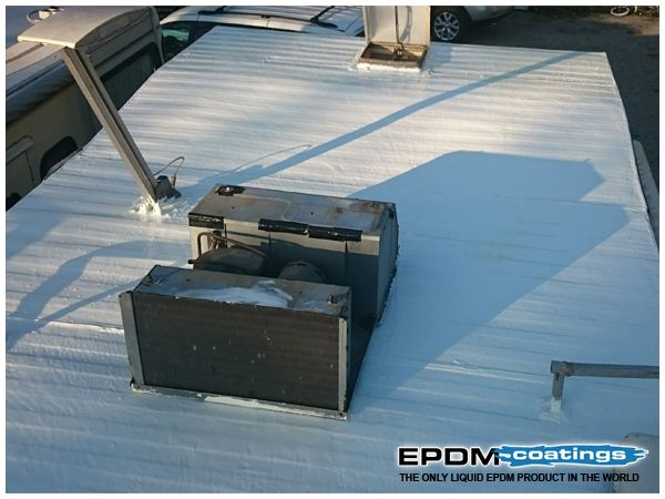 Epdm Rubber Roofing Durability Can Be Measured Look