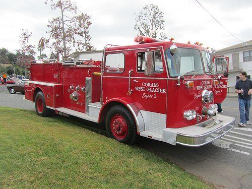 Seagrave Fire Apparatus >> Seagrave Fire Truck 1971 Vintage Fire Apparatus Fire