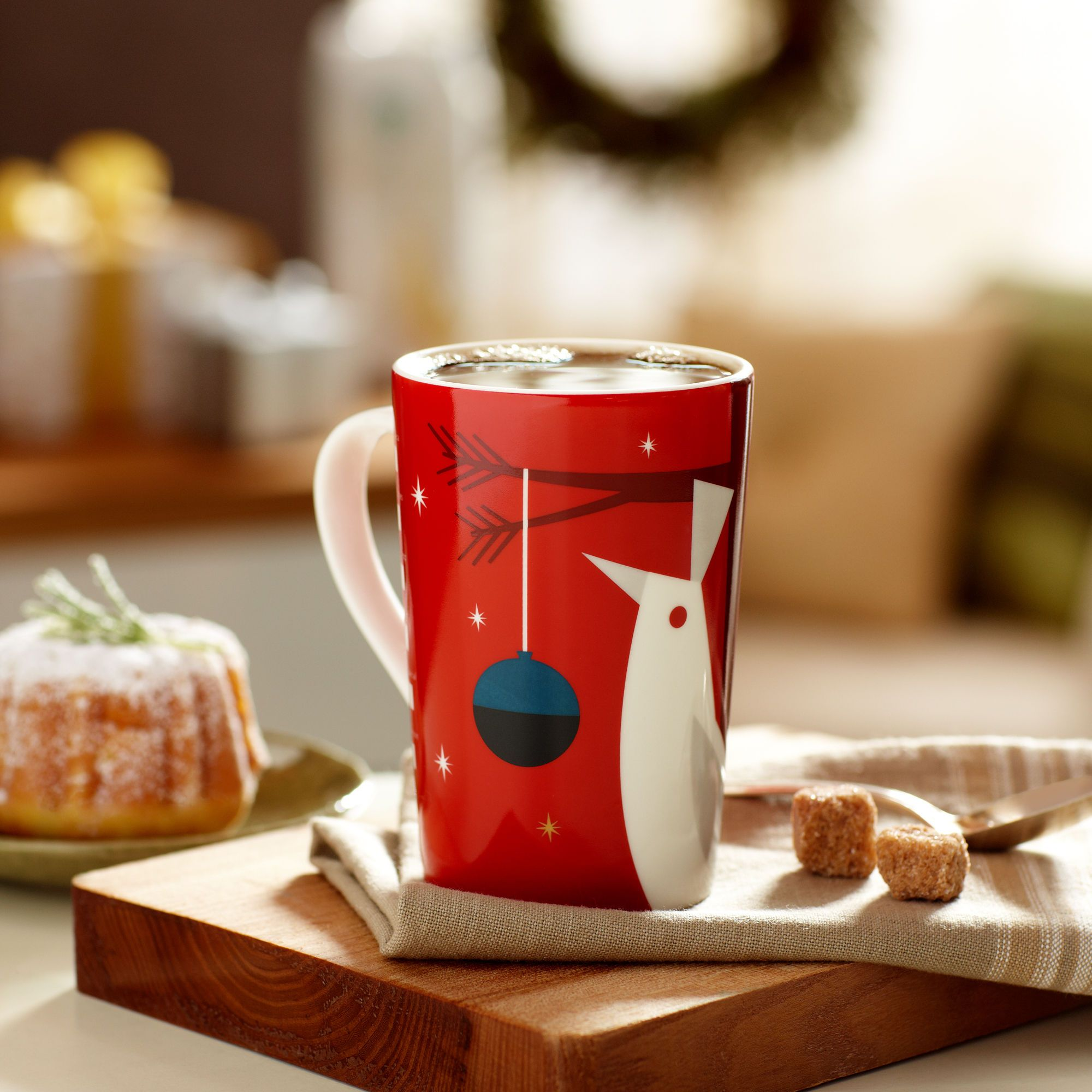 Nothing says Fall is here quite like Starbucks Holiday Red