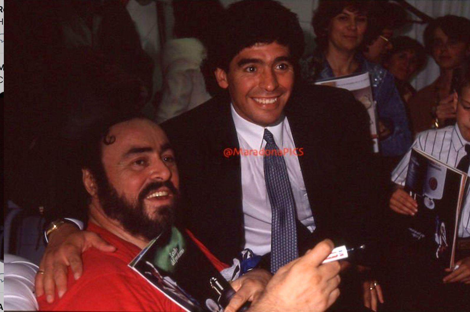 Luciano Pavarotti And Diego Maradona Diego Maradona Full Stream Diego Maradona Diego Movies