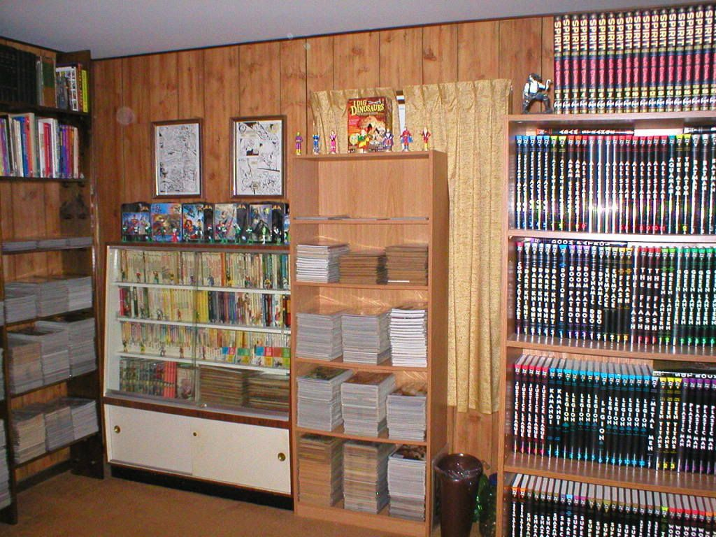 Help Me Design My Comic Book Room!    Collecting: Collecting .