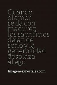 El Amor Maduro Frases Pinterest Love And Quotes