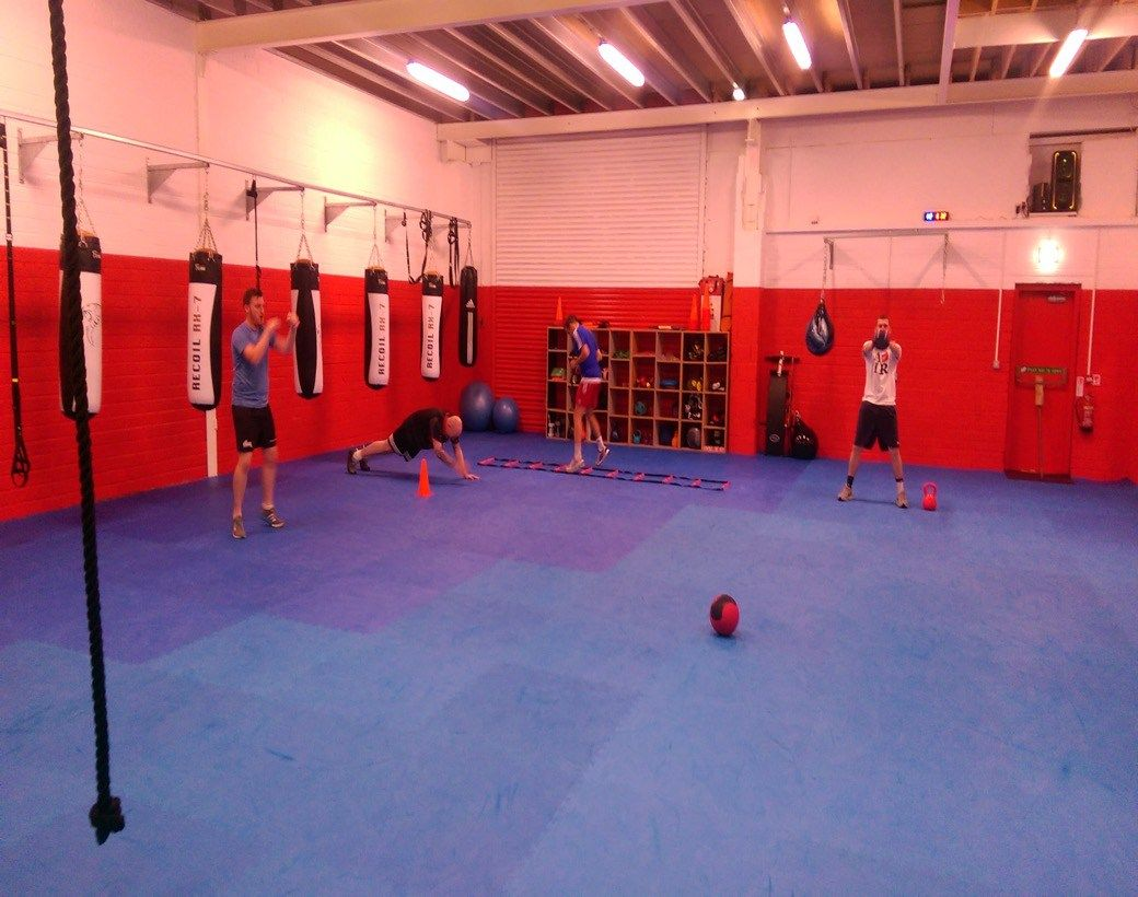Boxercise Classes Next Level Fitness Gym in Cork