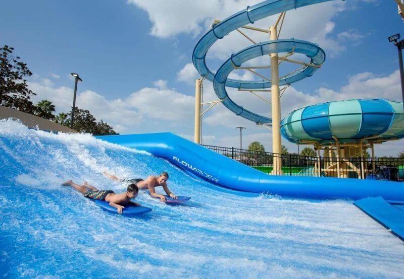 learn to surf waterpark Kissimmee surfingtutorials