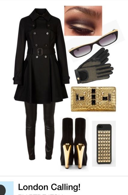 My London Esq 007 Inspired Spy Girl Outfit My Fantasy