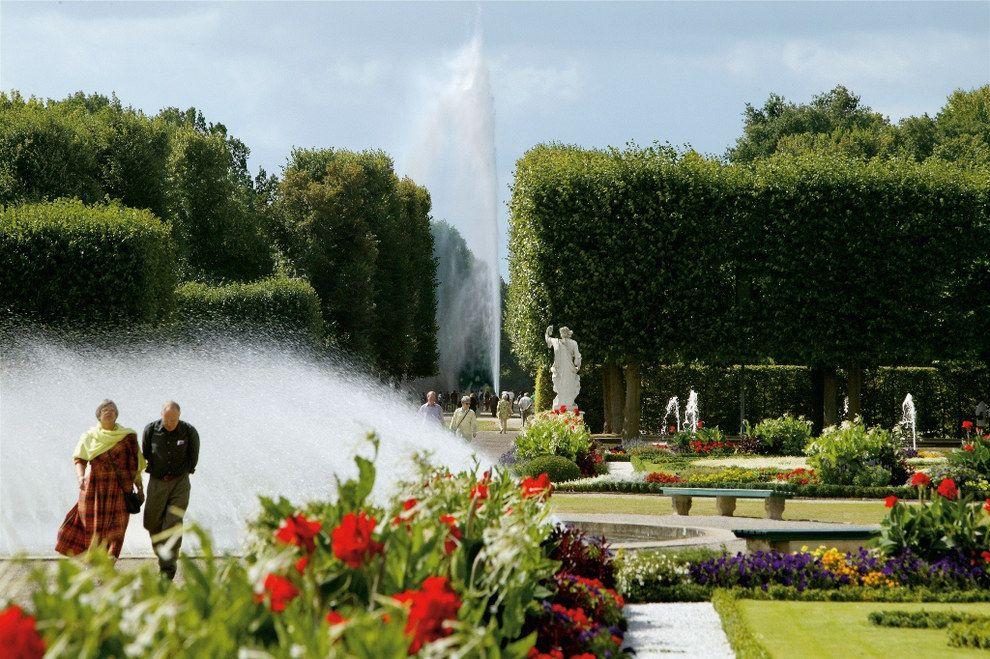 Fresh  Bilder die beweisen dass Hannover die sch nste Stadt Deutschlands ist Pictures Gro er Garten Herrenh user Garten