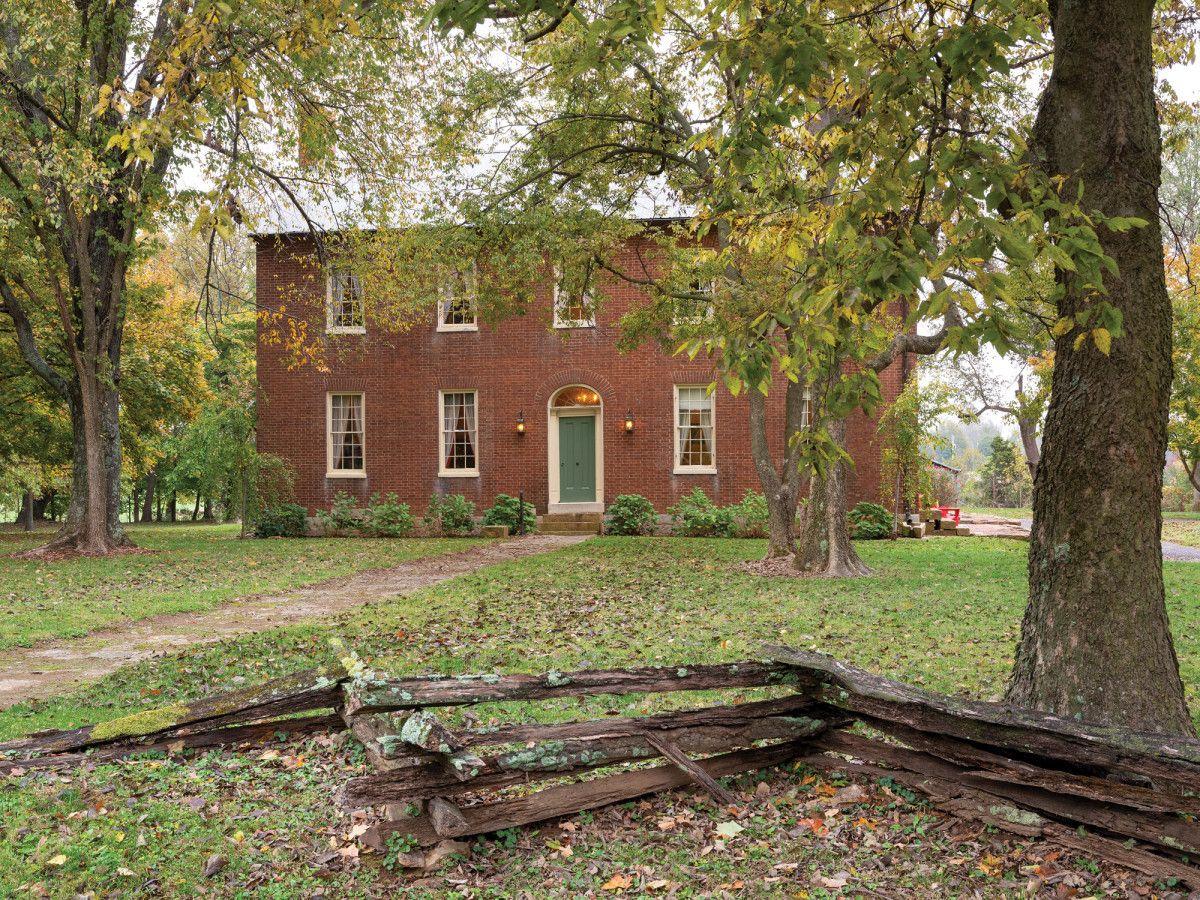 Kentucky Historic Federal Home Circa houses, House