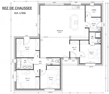 Plan achat maison neuve construire logis du marais for Achat maison vertou