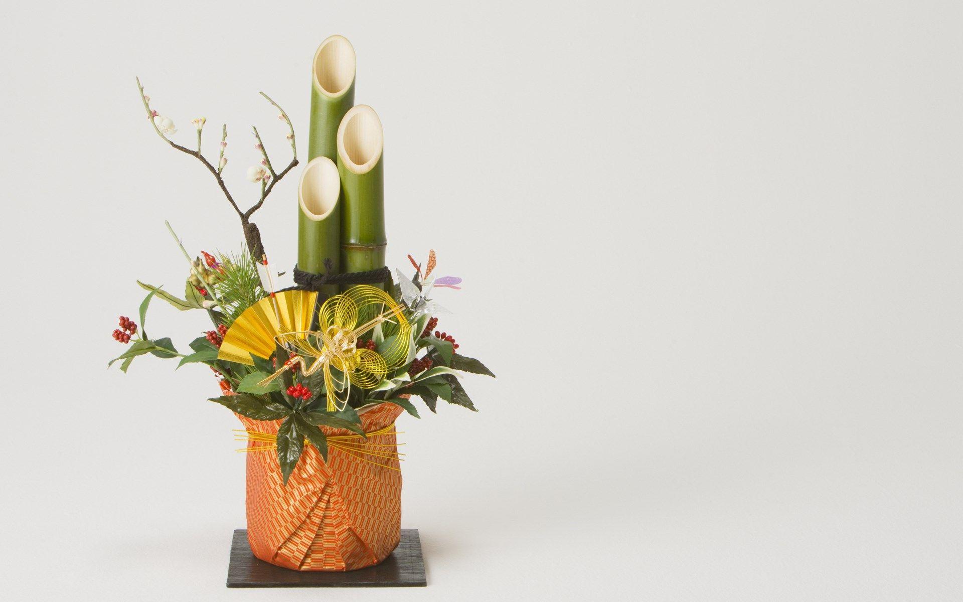 1920x1200 Quality Cool still life Ikebana, Azalea flower