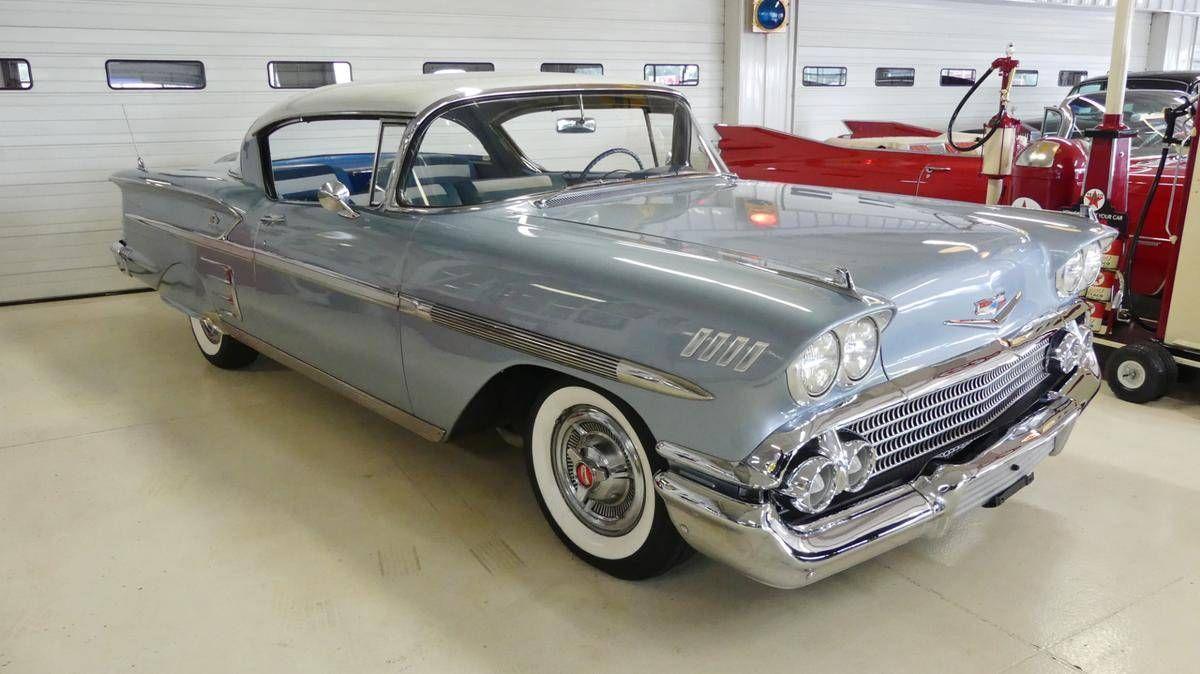 1958 chevrolet impala for sale 1955968 hemmings motor news