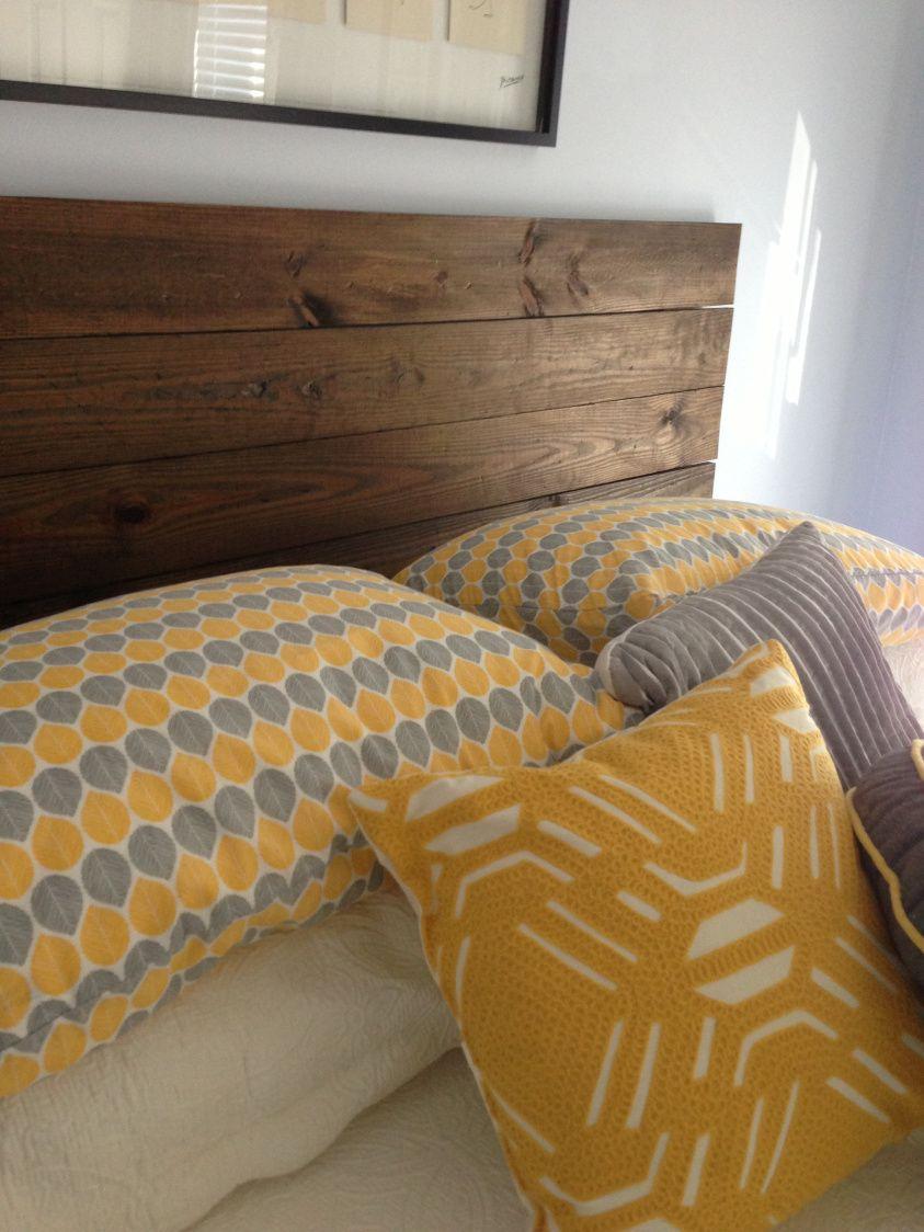 Diy Wooden Headboard For Under 60 Custom Headboard Wood