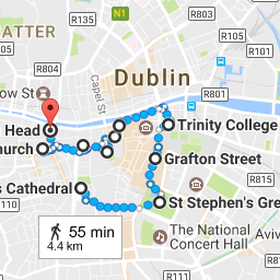 Google Map Of Dublin Ireland.Google Maps Ireland Ireland Map Map View Map