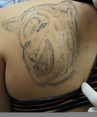 Tatuaje Mal Hechos Humor Tatuajes Feos Tatuajes Horribles Y