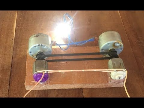 96f8f2ed3d6 Free Energy Generator feeding LED bulb. Wolfram free energy resonator -  Real Free energy device - YouTube