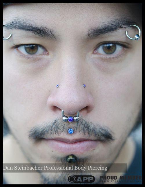 Opal High Nostril Google Piercings High Nostril Piercing