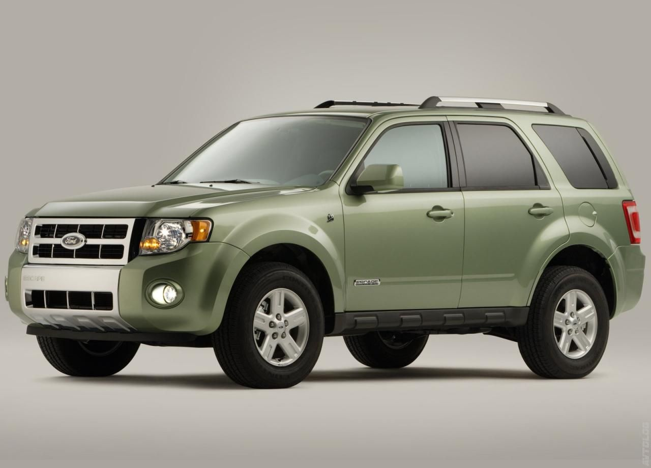 2008 Ford Escape Hybrid Ford Escape Ford Best Gas Mileage Cars