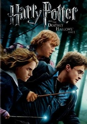 Harry Potter And The Deathly Hallows Part 1 Year 7 284 405 Deathly Hallows Part 1 Harry Potter Harry Potter Movies
