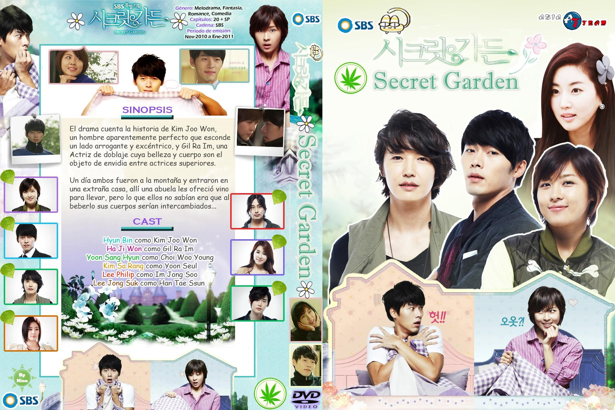 T tulo original sikeurit gadeun t tulo ingl s for Banda sonora de el jardin secreto
