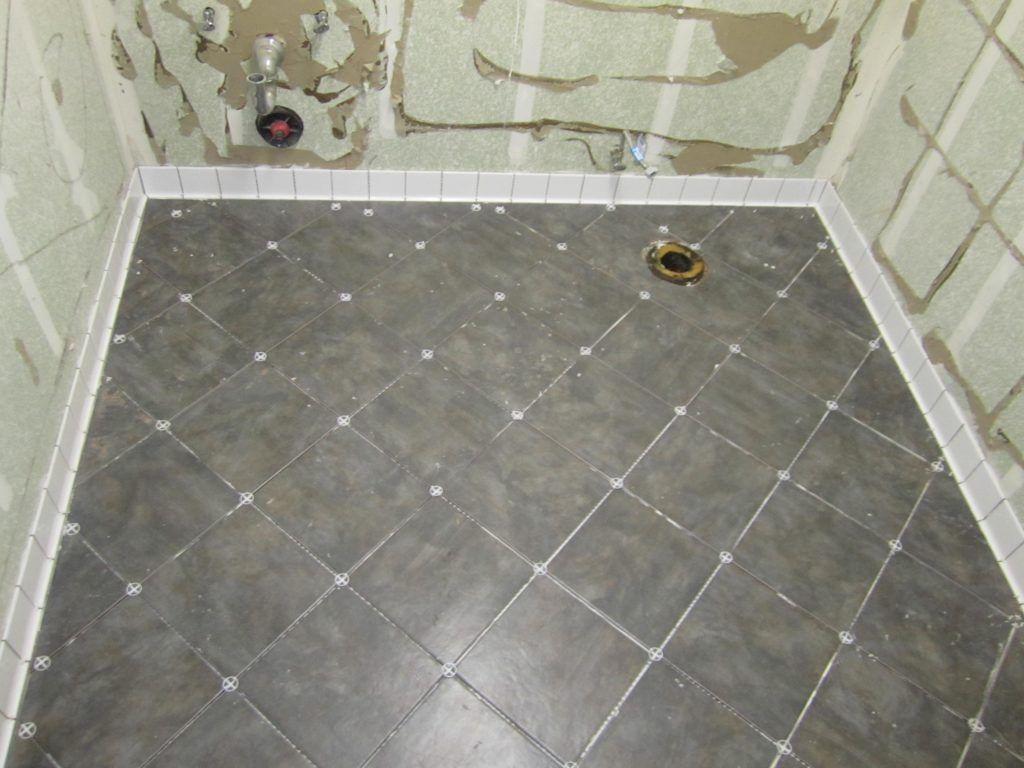 No Grout Floor Tile Tile Design Ideas | Bathroom flooring ...