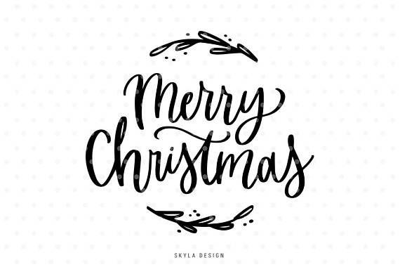 Ähnliche Artikel wie Frohe Weihnachten SVG schneiden Datei auf Etsy