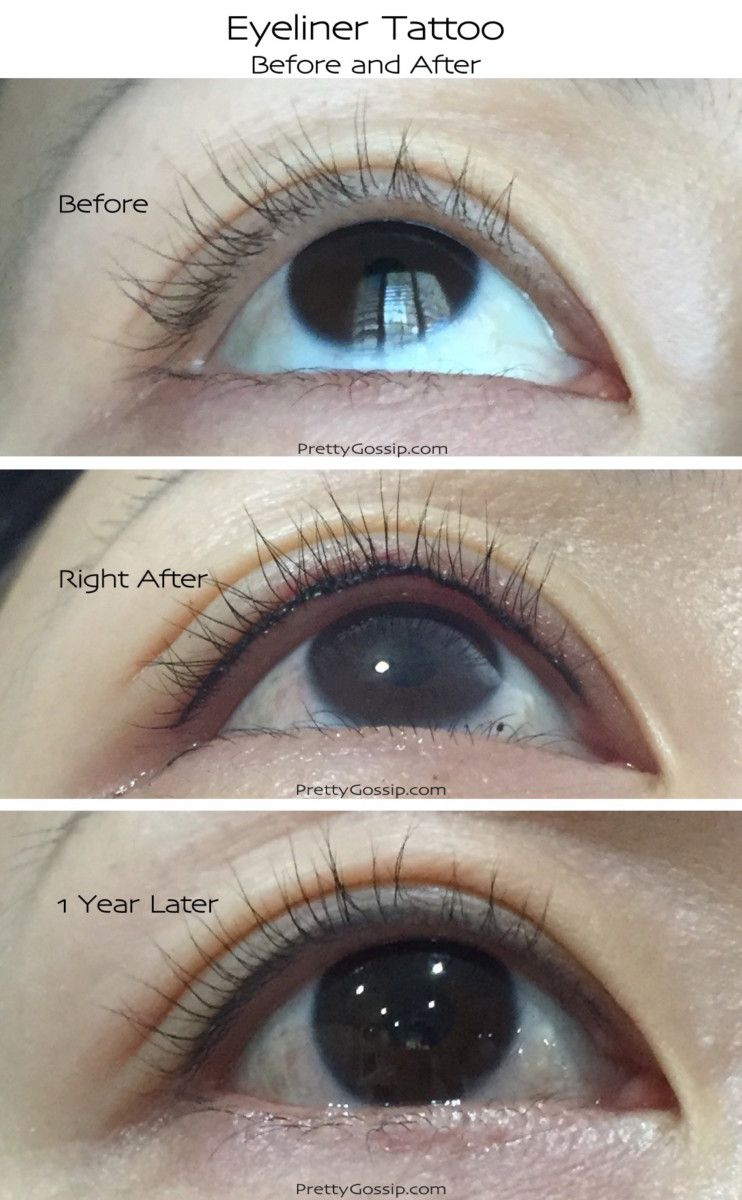 Eyeliner Tattoos Pin Now And Read Before You Get The Next Big Trend In Beauty Ps Trust Me It Eyeliner Tattoo Permanent Makeup Eyeliner Permanent Eyeliner