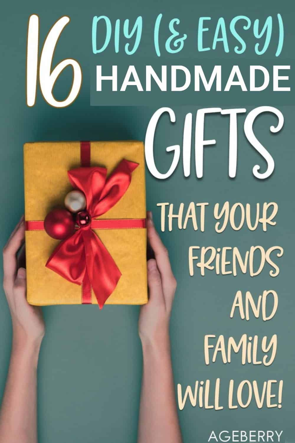 Last minute Christmas gifts DIY - 16 sewing tutorials