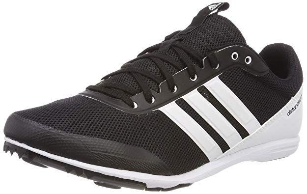 reputable site 7bffe 64f66 adidas Distancestar Womens Running Spikes - SS18-7.5 - Black