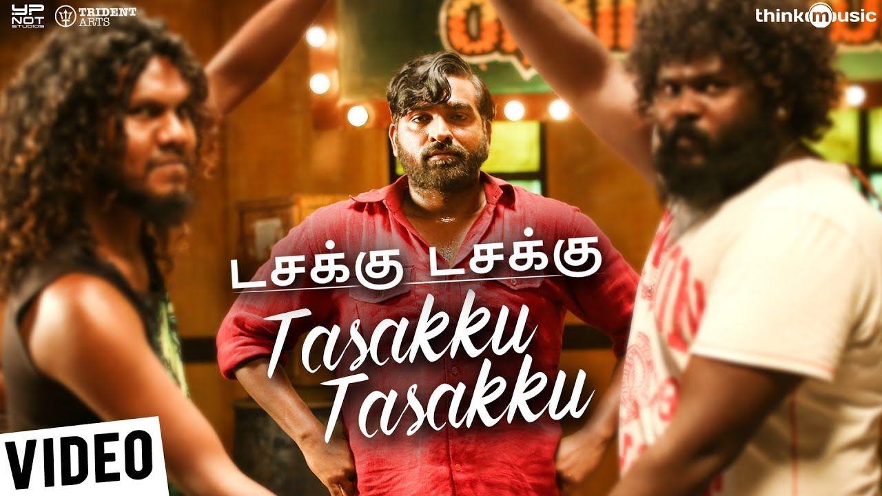 Vikram Vedha Songs | Tasakku Tasakku Video Song feat  Vijay
