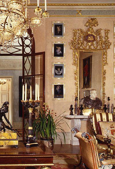 Alberto Pinto - Neo-Classical/Empire style splendour. Under a ...