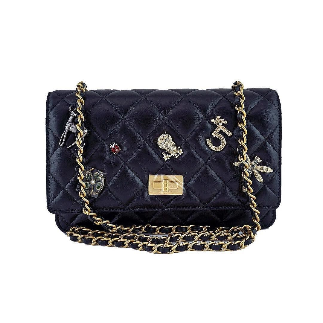 3cedf77dad48 chanel lucky charm icon wallet on chain bag brand new in box comes with all  original accessories asking $3500 comment for more information or to  purchase ...