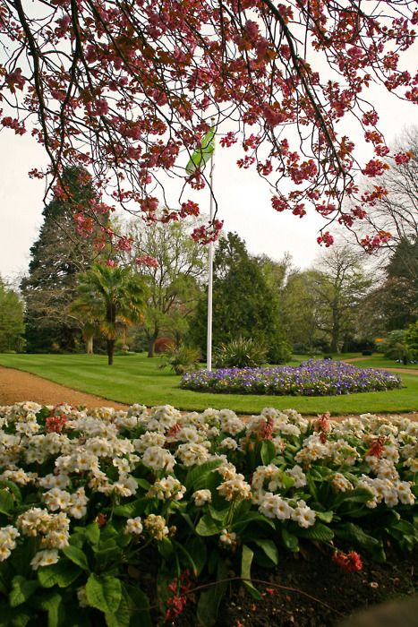 Best Gardens To Visit In London