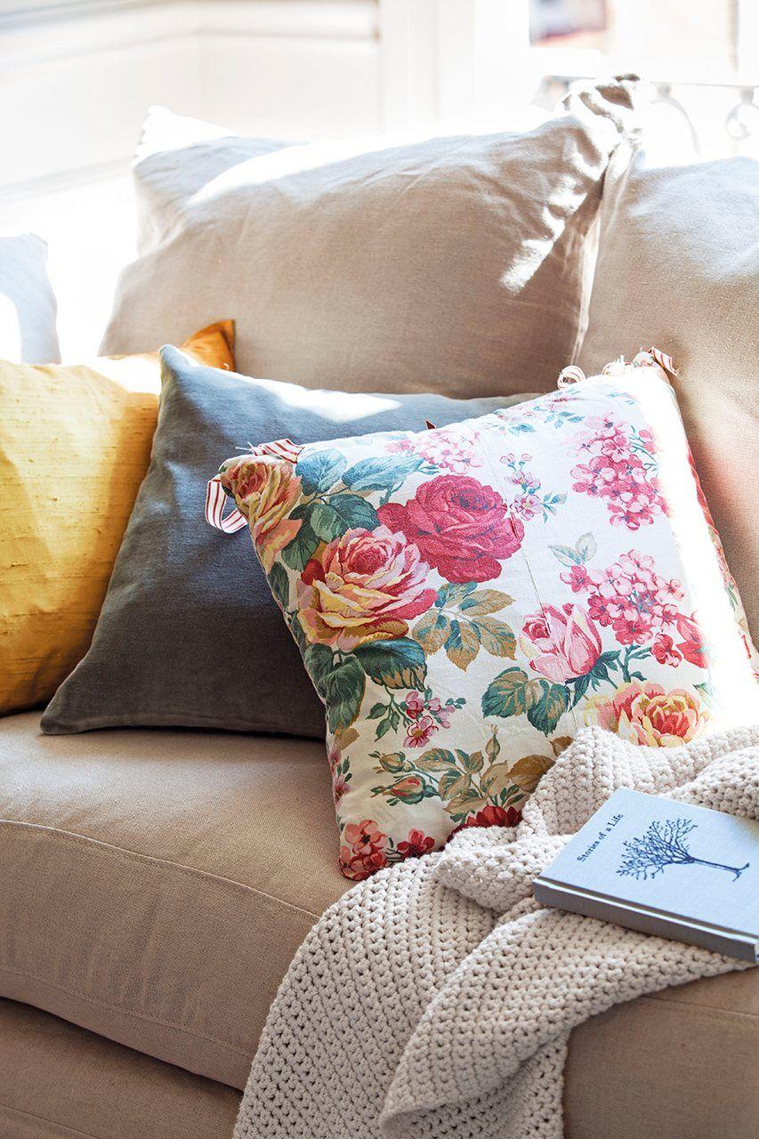 Sentarse bien en el sofá | House, Country houses and Living spaces