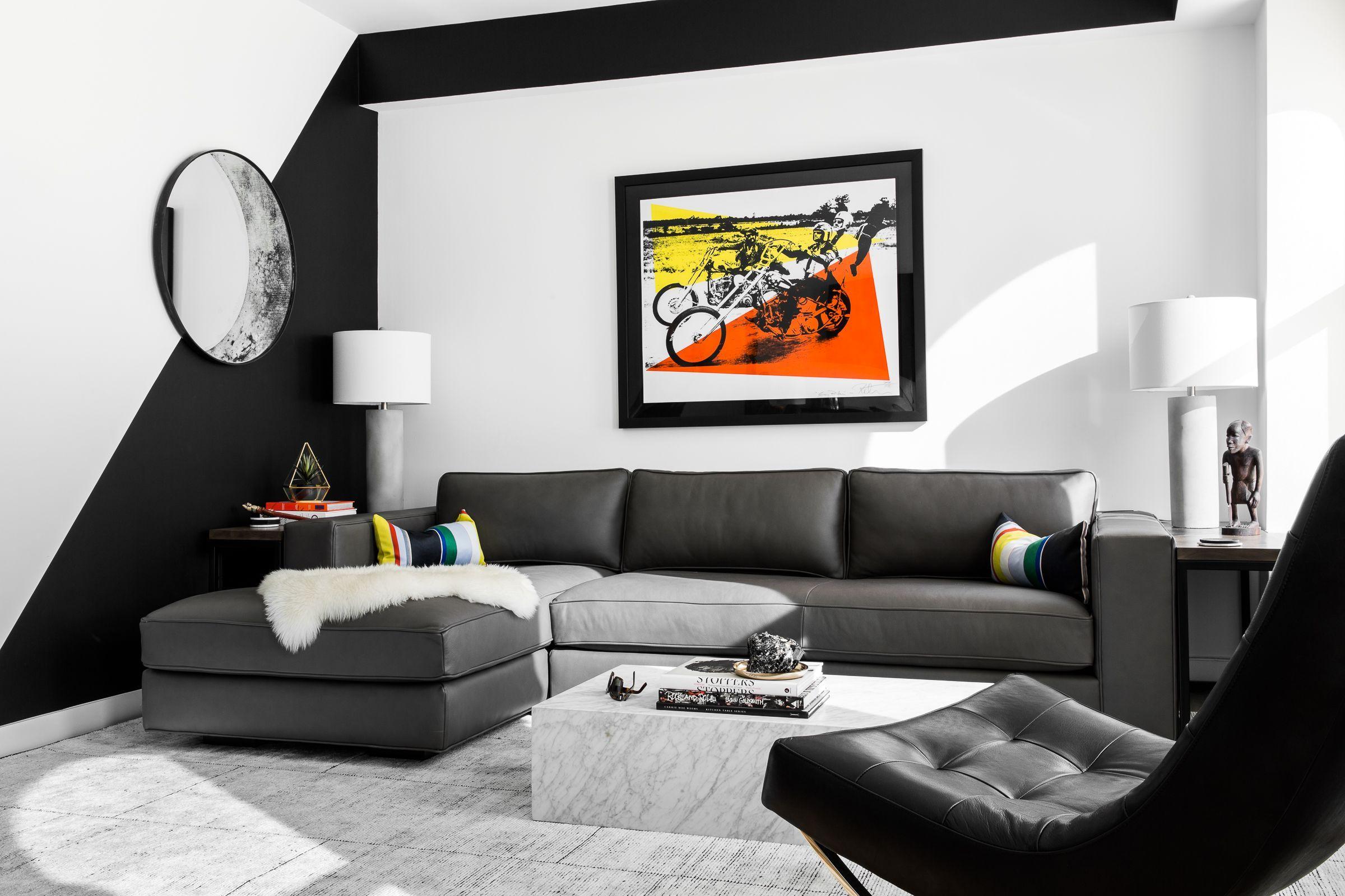 Decor By Structurelinks Homepolish Interior Designer Nicole Watts Strips The