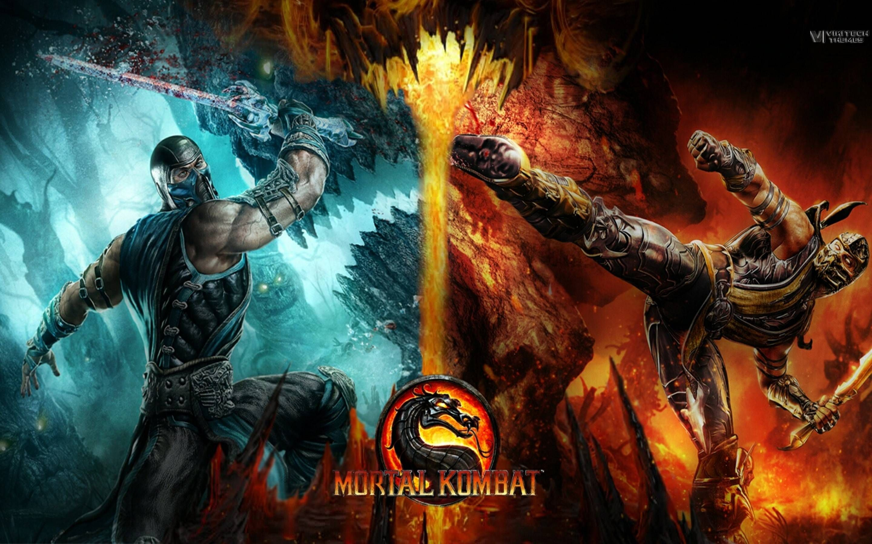 Mortal Kombat Wallpapers Hd Escorpion Mortal Kombat Personajes De Mortal Kombat Mortal Kombat