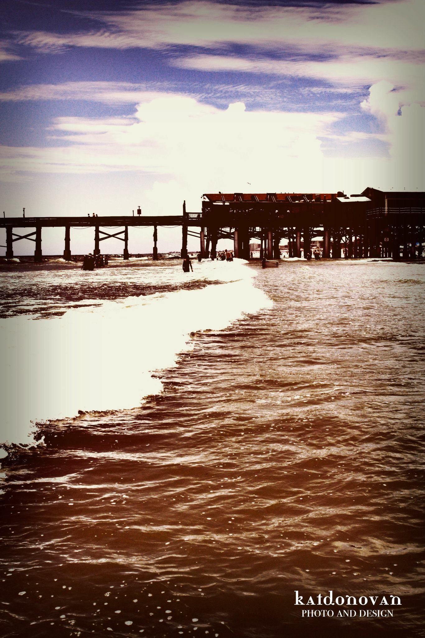 Cocoa Beach, FL ** I Have Sooo Many High School Memories