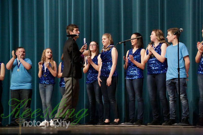 Nc choirs show choir spectacular 03232017 choir