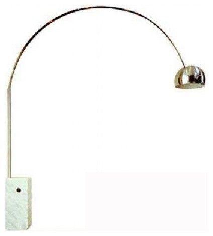 Arco Lamp. Flos Arco Lamp Warisan Lighting With. Flos Arco Lamp ...