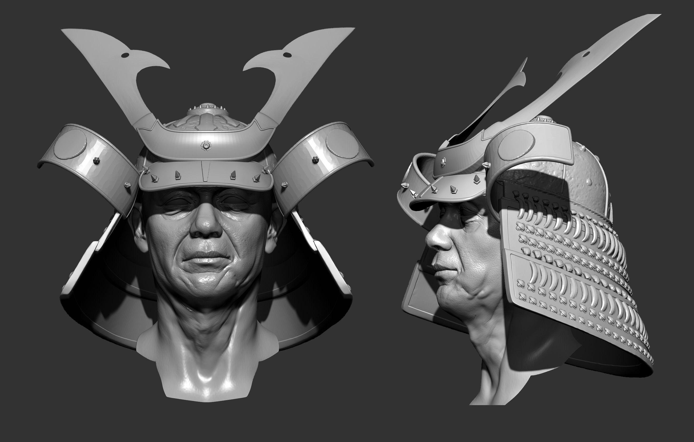 samurai 3d artist tutorial armor pinterest 3d artist