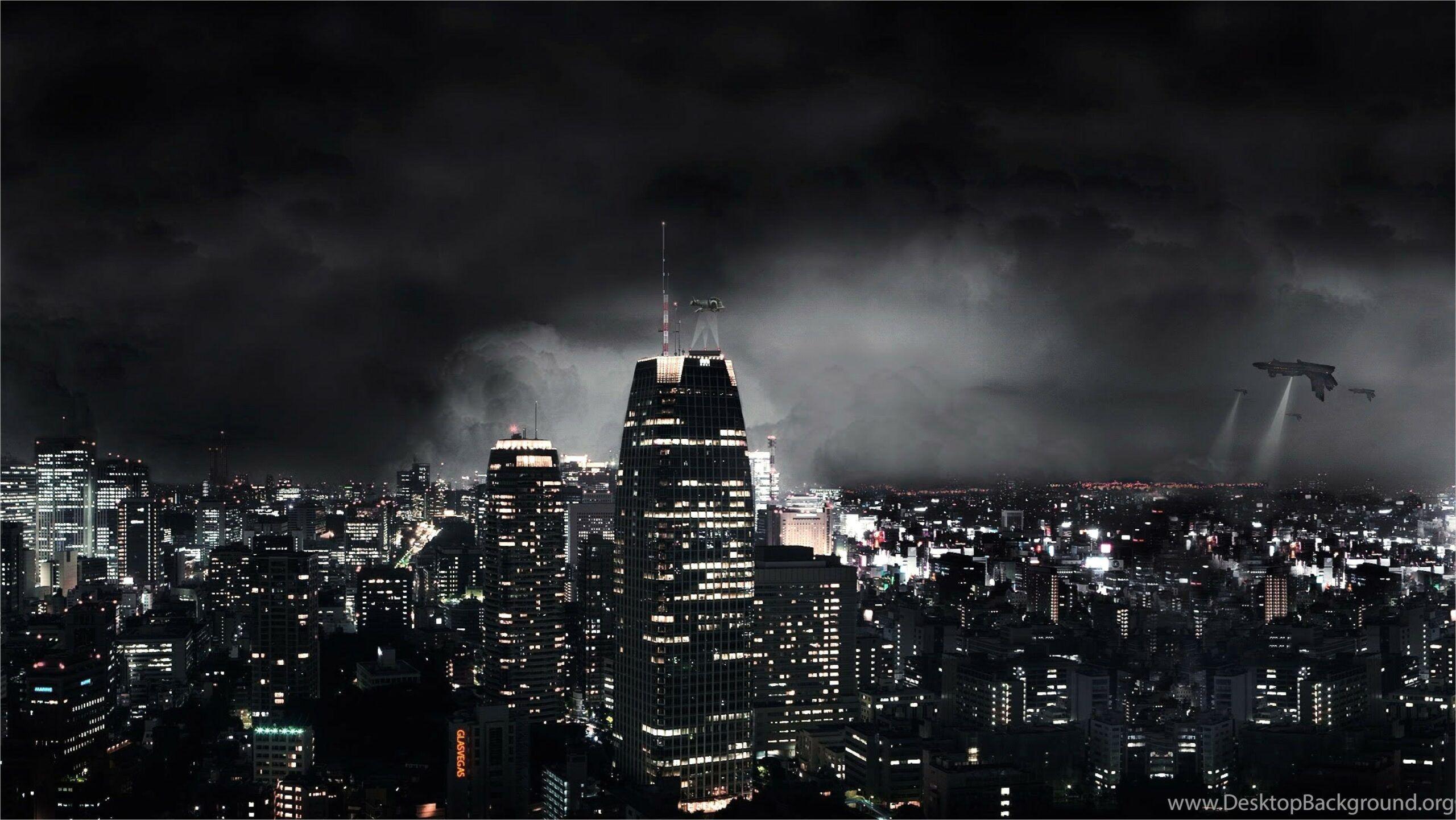 4k Nightlife Wallpaper For Pc In 2020 City Wallpaper Dark City Abstract Wallpaper
