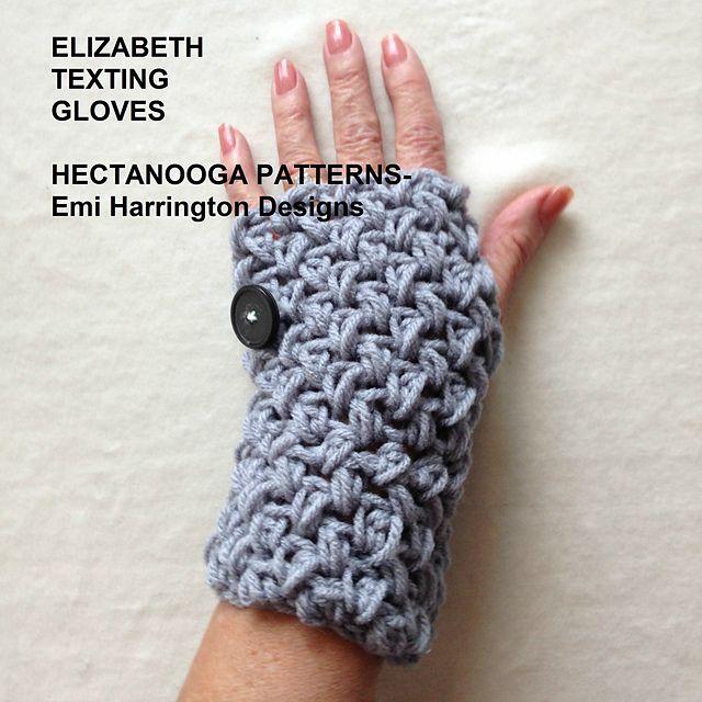 Ravelry Elizabeth Texting Gloves Pattern By Emi Harrington