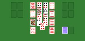 Играть в лучшую бесплатную классическую карточную игру пасьянс: дедушкины часы - пасьянс.