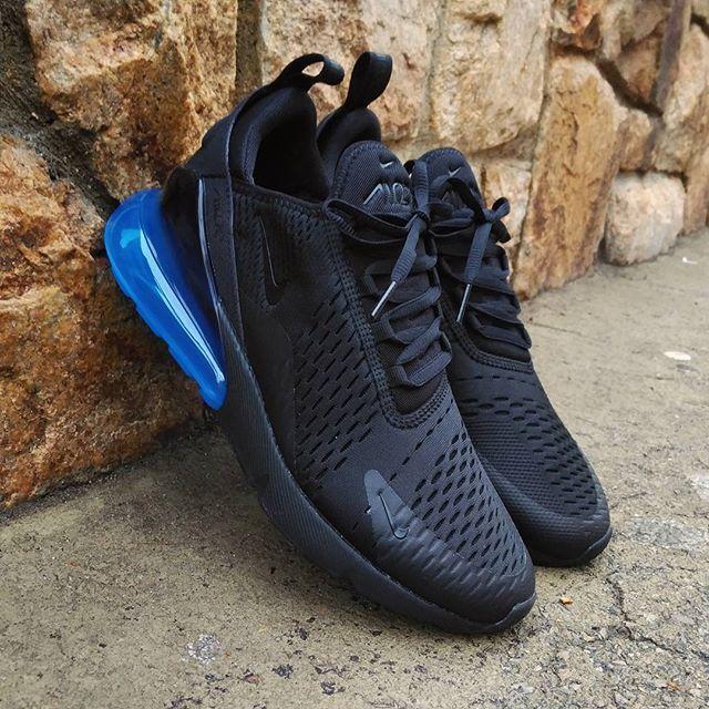 Nike Air Max 270 Black Photo Blue Size Man Precio 169 Spain