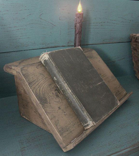 Primitive Book Ipad Iphone Holder Pattern Www Thewoodennail Com Book Rest Primitive Furniture Primitive